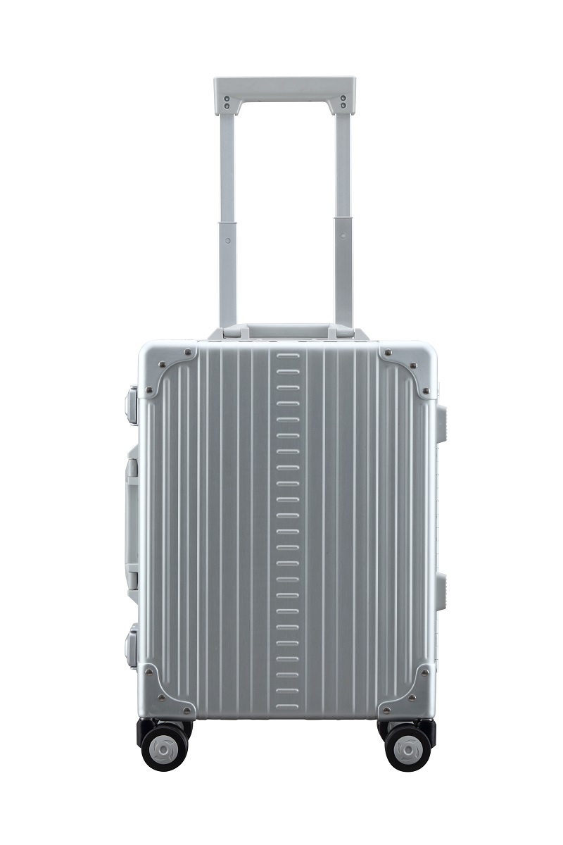"Image of International Carry-On 19"" Koffer in Platin"