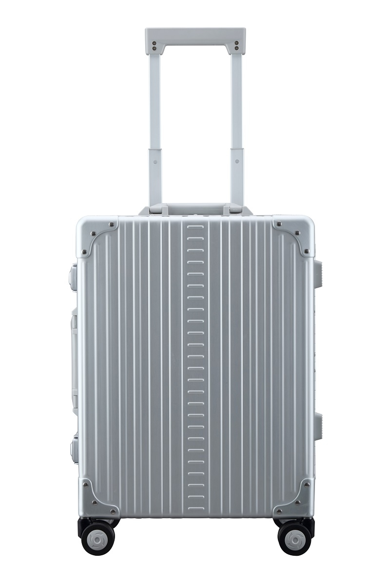 "Image of Classic Carry-On 21"" Koffer in Platin"