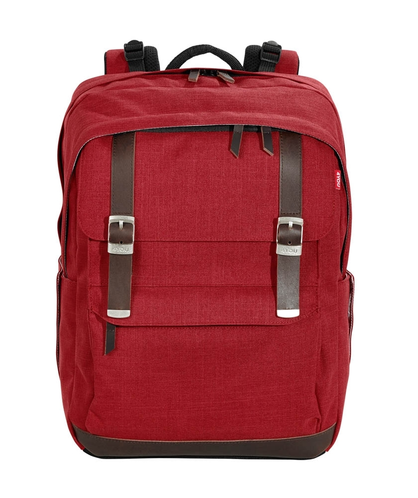 Image of 4You Legend - Schulrucksack in Soft Red