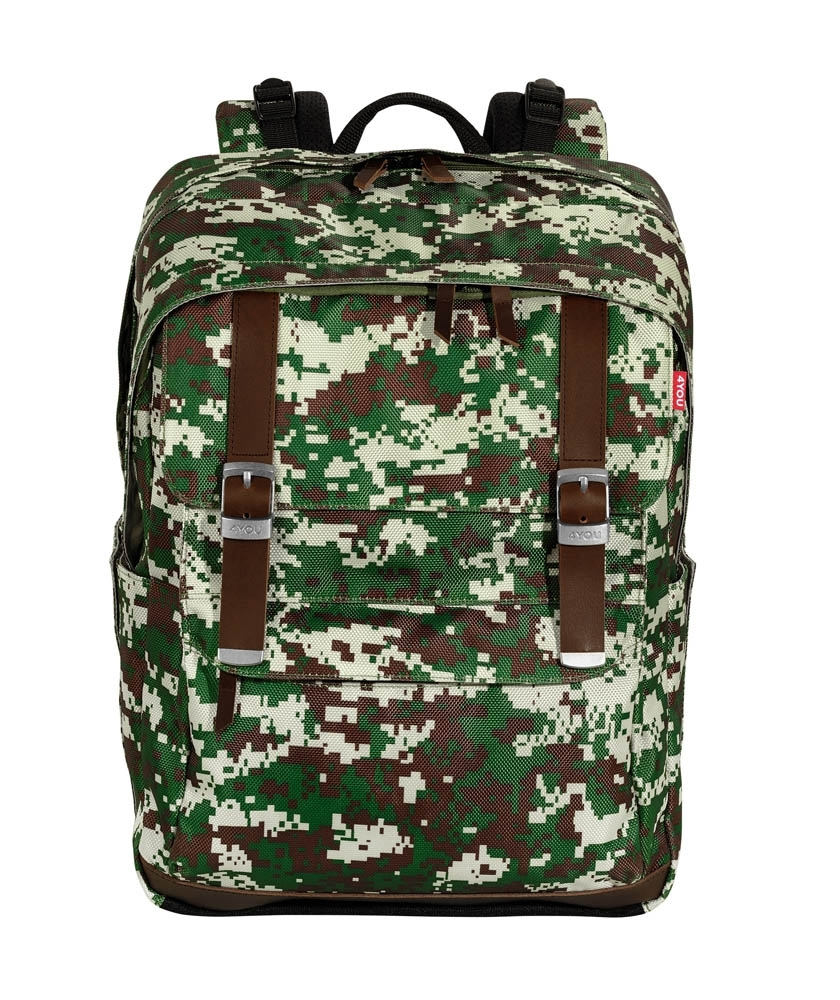 Image of 4You Legend - Schulrucksack in Camouflage