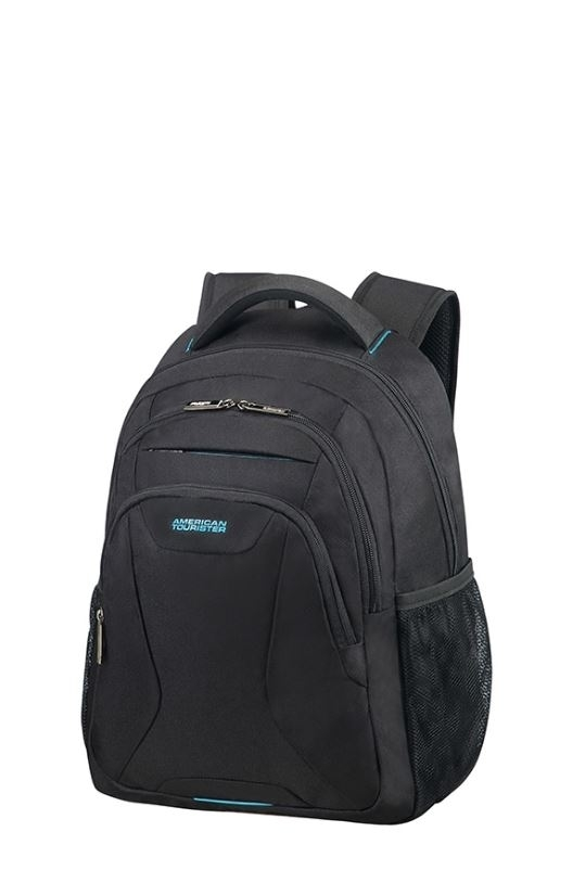 "Image of At Work – 14.1"" Laptop-Rucksack in schwarz"