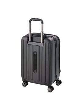 "Profile Plus - Business Trolley ""Hoch"" in Black Grained"