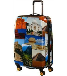 HERTIAGE Nature, 69cm 4-Rollen Trolley