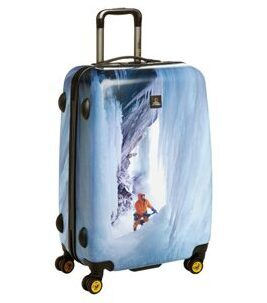 National Geographic - Adventure of Life Glacier Climber 60cm Spinner