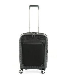 Double Premium Cabin Trolley in Schwarz