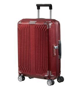 Lite Box - Spinner 55cm in Deep Red