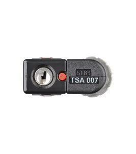 Travel Sentry Approved Combination Lock in Schwarz