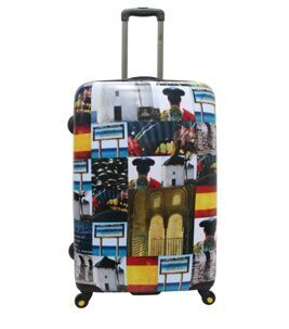 CITY Spain 55cm 4-Rollen Trolley