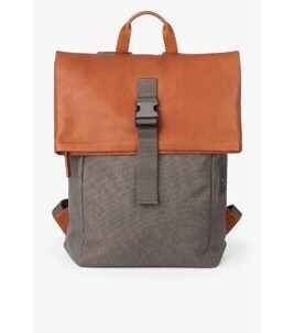 Punch Casual 93 in grau/cognac