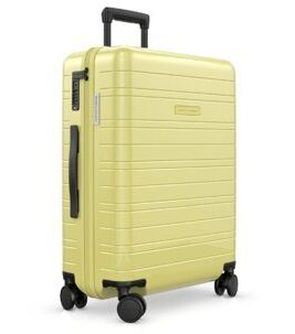 H6 Check-In Reisekoffer Grösse M Essential in Glossy Lemon