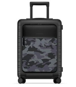 M5 Smart Handgepäck in Black Camouflage VEGAN