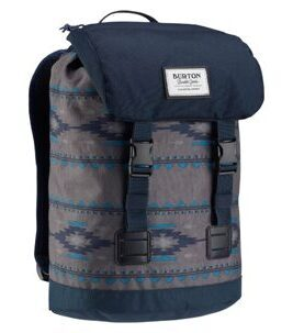 Youth Tinder Pack - Rucksack in Faded Saddle Stripe