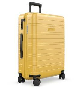 H6 Check-In Reisekoffer Grösse M Essential in Glossy Blonde