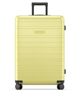 H7 Check-In Reisekoffer Grösse L Essential in Glossy Lemon