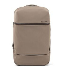 Daypack Fabric Backpack SAVVY in Hammada Brown