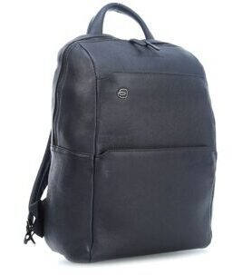"Black Square - 13"" Zoll Laptop Rucksack in Blau"