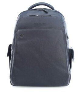 "Black Square - 15"" Zoll Laptop Rucksack in Blau"