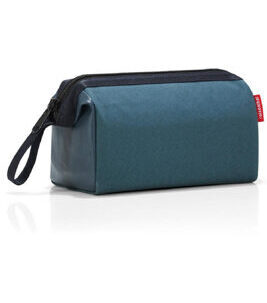 Necessaire Travelcosmetic Canvas Blue