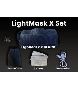 Maskled LightMask X Black