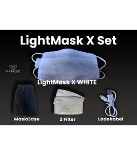 Maskled LightMask X White