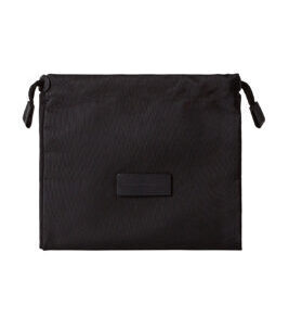 Koenji Shoe Bag in All Black