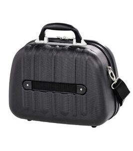 Profile Plus - Beautycase in Black Grained
