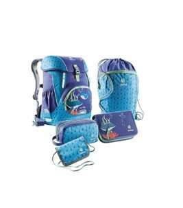 OneTwo Set - Sneaker Bag in Indigo Sea