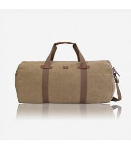 Canvas - Duffle Bag in Khaki