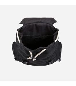 Canvas - Backpack in Schwarz