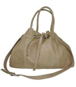 Natural Beauty Shopper in Beige