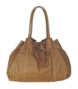 Natural Beauty Shopper in Camel