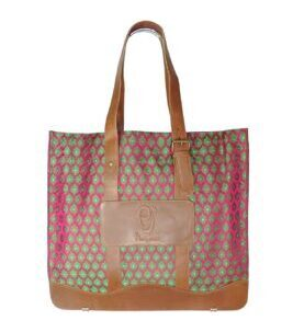 Fusion Shopper in Multicolor