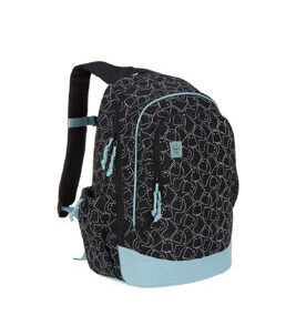 Lässig Kinderrucksack - Big Backpack Spooky Black