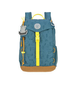 Lässig Kindergartenrucksack Otdoor - Adventure Blue