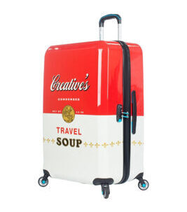 Urbe Luggage - Travel Soup M