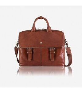 "Montana - 15"" RFID Laptop Bag in Colt"