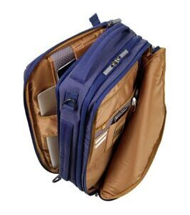 "CityRock - 16"" Laptop Rucksack Business Case in Navy"
