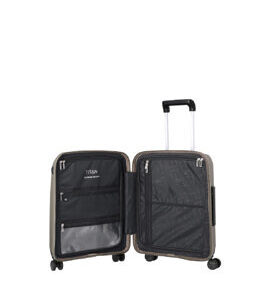 Xenon - Spinner Trolley S in Champagne inkl USB Anschluss