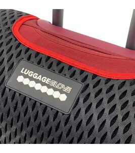 Kofferüberzug Luggage Glove red cabin