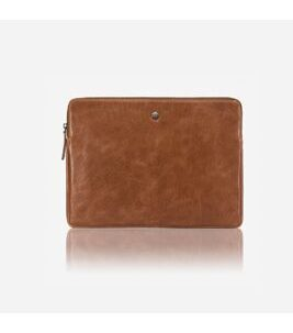 "New York - 13"" RFID Laptop Cover in tan"