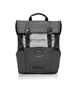 "ContemPRO Roll Top - Laptop Rucksack 15.6"" in Schwarz"