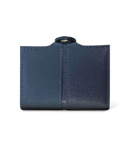 Cript Mini Wallet - 3.55 STEEL ocean blue