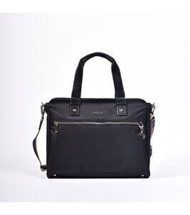 "Appeal L Handbag 14"" in Special Black"