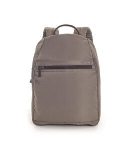 Vogue L Rucksack RFID in Sepia Brown