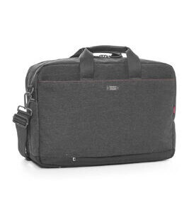 "Harmony L Briefcase 15.6"" in Asphalt"