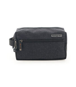 Mash Toiletry Bag in Asphalt