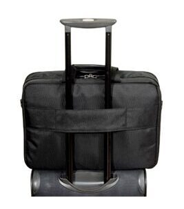 Flight, Laptoptasche in schwarz