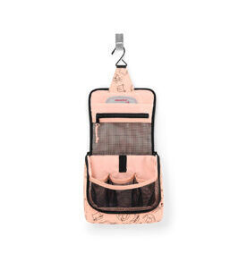 Necessaire Toiletbag S Kids Cats and Dogs Rose