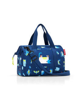 Schultertasche Allrounder XS Kids ABC Friends Blue