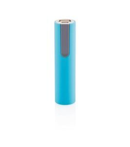 2200mAh Power Bank in Blue/Grey